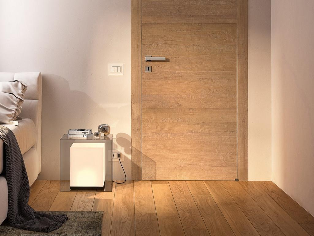 Masívne dýhované dvere