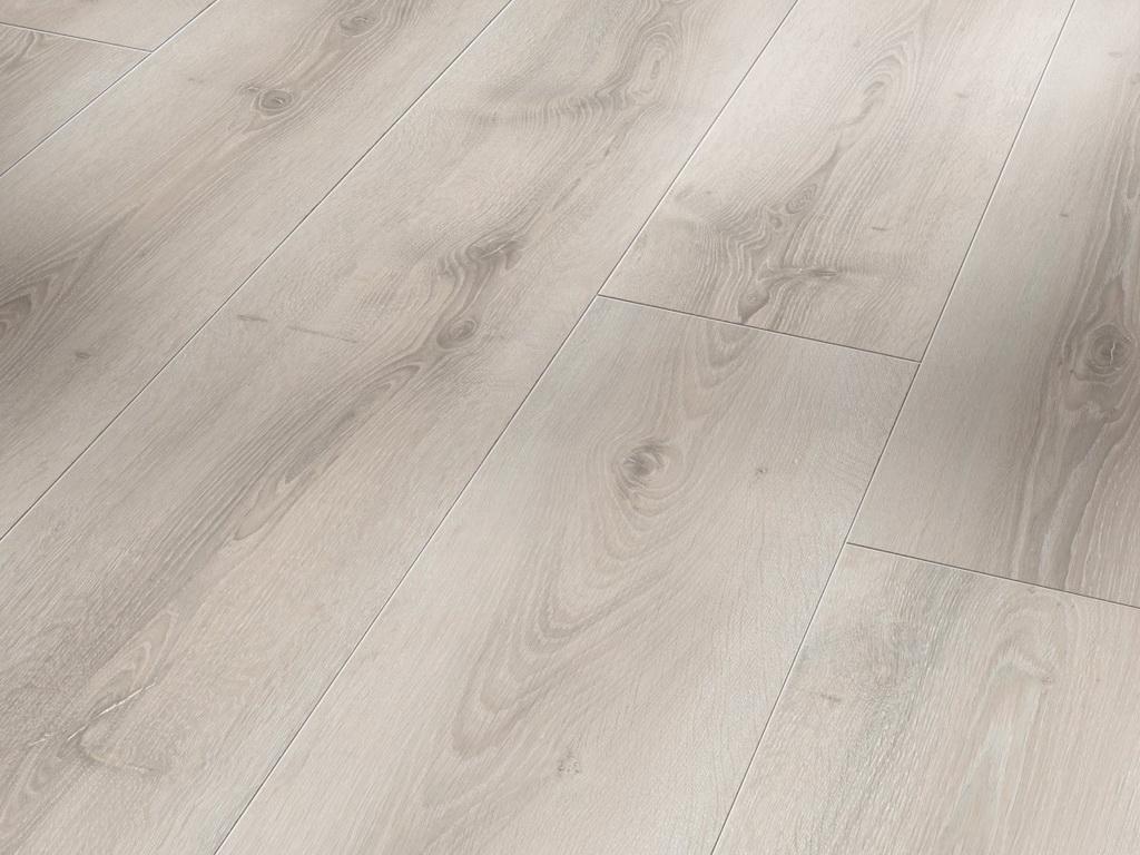 Dub Askada bielený - dlhé lamely / PARADOR Basic 600 / P1593847