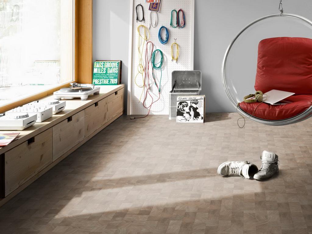 Dub priečne rezaný bielený / PARADOR Classic 1050 / P1475582